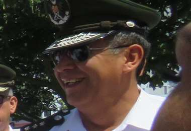 Comandante de Santa Cruz