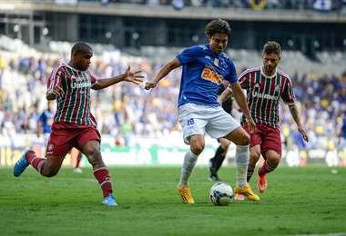 El regreso de Marcelo Martins al Cruzeiro, está sellado. En Brasil lo esperan con ansias. Foto: Globoesporte