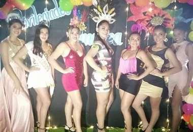 Carnaval en Guarayos