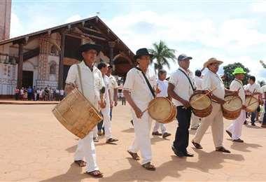 Carnaval San Ignacio de Velasco