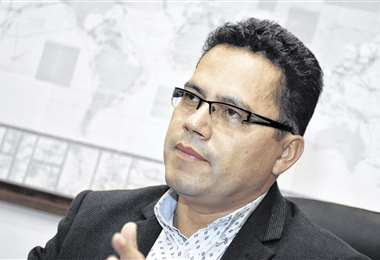 Edy Luis Franco. Foto: APG