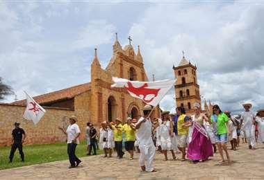Carnaval de San José de Chiquitos