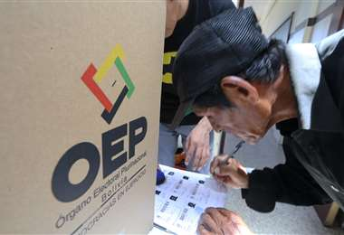 Las Elecciones Generales en el país se realizarán el 3 de mayo. Foto: Jorge Ibáñez