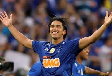 Marcelo Martins vuelve al equipo donde es ídolo. Foto. Internet