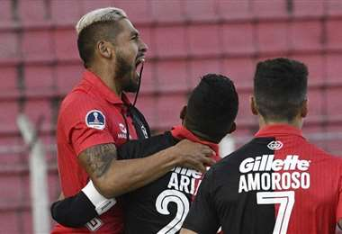 Melgar derrotó a Nacional Potosí en el partido de ida por 2-0. Hoy juegan la revancha. Foto: Internet