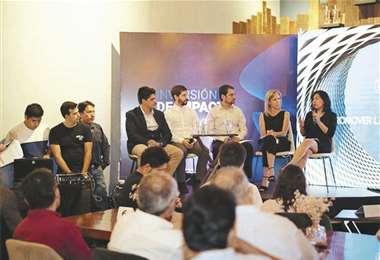 Encuentro. Los actores compartieron sus puntos de vista en días pasados y apuntan a generar una agenda de trabajo. Foto: Nueva Economía