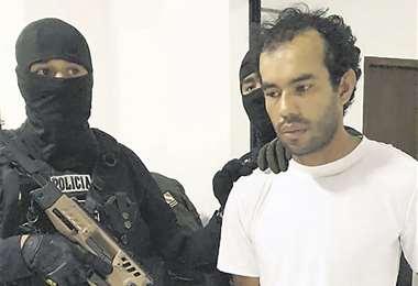 El autor del crimen en el Plan Tres Mil fue capturado por la Felcv. Foto: CLAVE 300