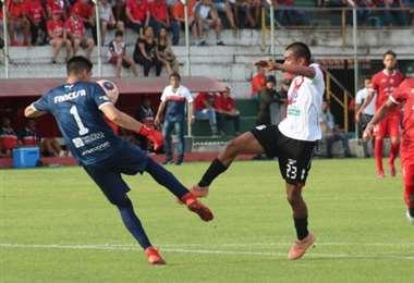 Nacional Potosí se mide ante Melgar, un rival que le ganó en la ida. Foto: DIEZ