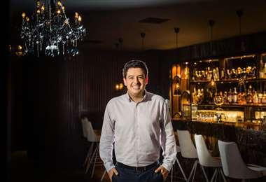 Perspectiva. Según Doria Medina, con Tajý apuntan a brindar una alternativa innovadora y de calidad a la noche cruceña
