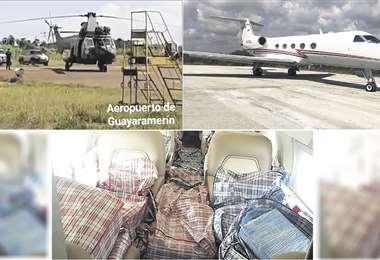 La nave que fue detenida en México con la droga salió de suelo boliviano el 28 de enero