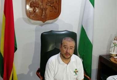Presidente del Comité Cívico Cruceño, Rómulo Calvo anunció dos reuniones