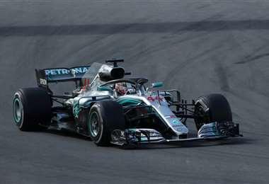 Lewis Hamilton se ha propuesta superar el récord de Michael Schumacher en la Fórmula Uno. Foto: Internet