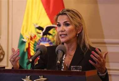La presidenta anunció que priorizará la atención en salud