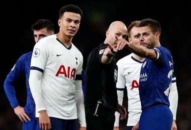 El Chelsea y Tottenham jugarán un atractivo partido este sábado en la Premier. Foto. Internet