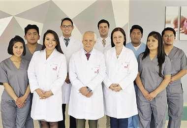 Staff. Un equipo humano altamente calificado y con amplia trayectoria a nivel nacional e internacional