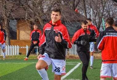 Este es Ilija Ivic, jugador serbio que optó por jugar para la selecció de Kosovo. Foto: Internet