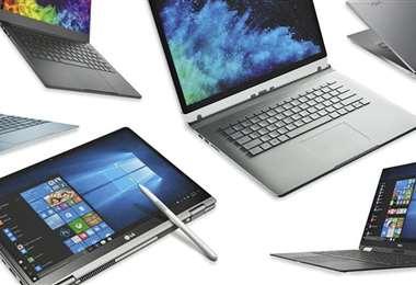 El suministro de componentes para computadoras portátiles podría comenzar escasear en marzo
