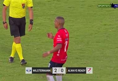 Wilster derrotó a Always por 2-0 en el Félix Capriles