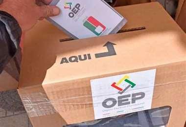 Las elecciones se realizarán este 3 de Mayo