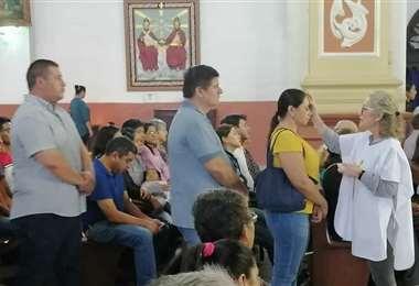 En Santa Cruz hay misas programadas a lo largo del día. (Foto: Hernán Virgo)