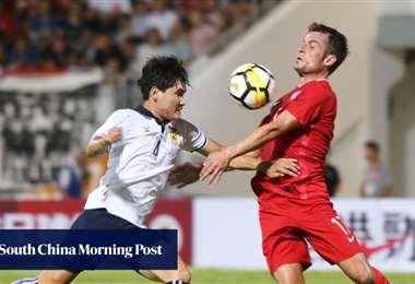 El amistoso se jugó el 5 de octubre de 2017. Un partido con un resultado arreglado. Foto: Internet
