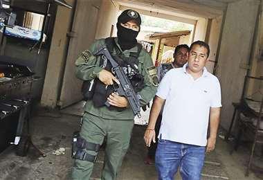 Mojica es excandidato a diputado por el MAS. Foto archivo