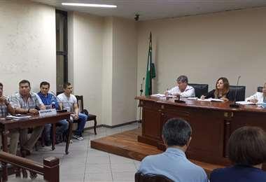 Audiencia caso Eurochronos (Foto: Jorge Gutiérrez)