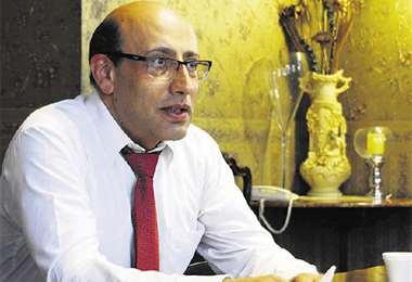 Marco Antonio Dipp Mukled, presidente de la ANP