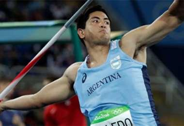 Braian Toledo se preparaba para asistir a los Juegos Olímpicos de Tokio 2020. Foto: Internet