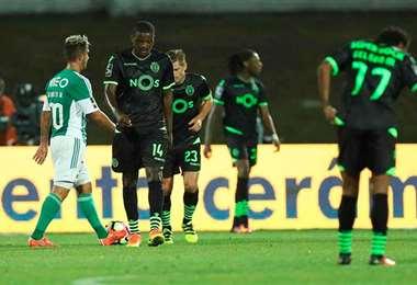 El amaño de partido en la segunda división de la liga portuguesa de fútbol generó un mal ambiente deportivo en ese país europeo. Foto. Internet