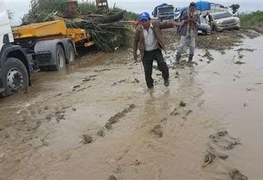En esta época del año se registran fuertes lluvias en el departamento. (Foto: archivo)