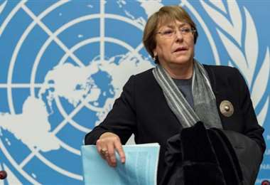 Michelle Bachelet es también expresidenta de Chile