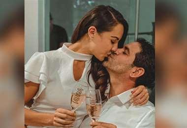 Davinia Fernández y Ricardo Becerra