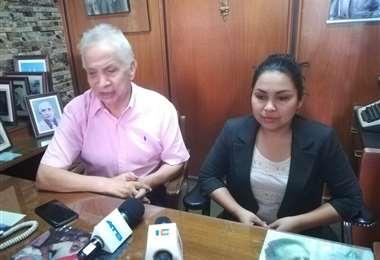 Los abogados de la familia Tórrez se manifestaron sobre el tema este sábado en conferencia de prensa