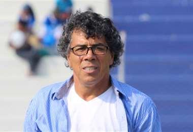 Víctor Hugo Andrada, director técnico de Guabirá. Foto. Archivo DIEZ