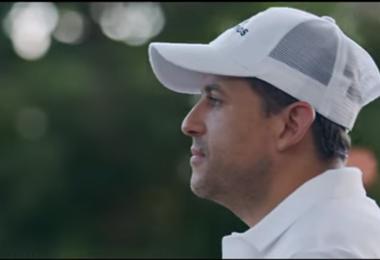 Imagen de captura del video de Luis Fernando Camacho