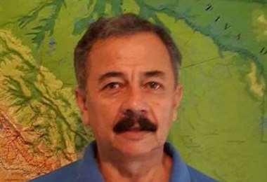 El exmilitar Schabib fue postulado como candidato a presidente por ADN.