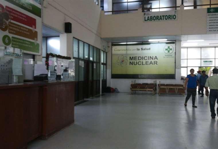 El Hospital San Juan de Dios no tiene atención en consulta externa