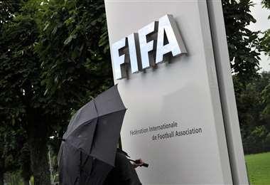La FIFA castigó con dureza a los futbolistas africanos. Foto. Internet