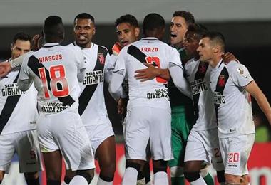 El equipo brasileño buscará recuperar la sonrisa este miércoles cuando enfrente al conjunto albiverde. Foto. Internet