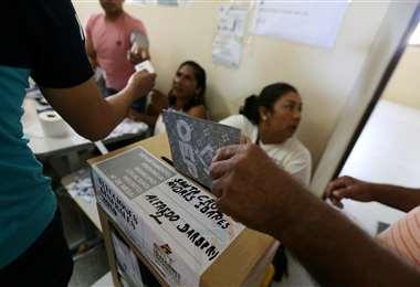 Cuestionan la distribución de escaños en la Cámara de Diputados. Foto: Jorge Ibáñez