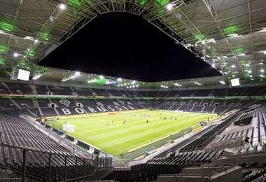 El estadio de Borussia lucirá vació este miércoles ante Colonia. Foto. Internet