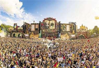Festival. El Coachela, con sede en California, EEUU, también fue postergado