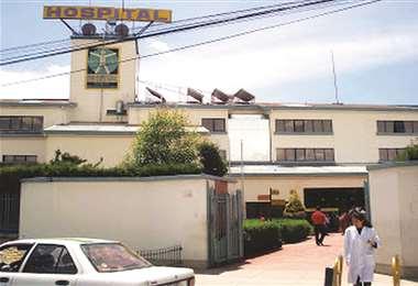 El centro médico de la urbe alteña I Foto: archivo.