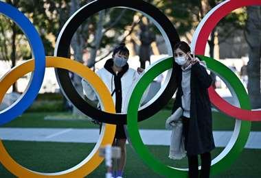 Los Juegos Olímpicos de Tokio están fijados para realizarse del 29 de julio al 9 de agosto. Foto: Internet