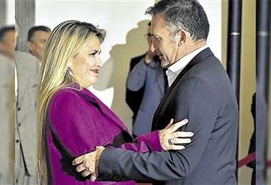 Aseguró que la lealtad de su ministro no está subordinada a intereses personales. Foto: APG NOTICIAS