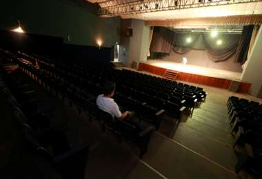 Cuenta con uno de los mayores teatros de la ciudad, en el Plan 3.000. Foto: Jorge Gutiérrez