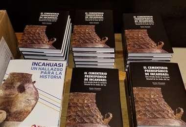 Ambos títulos son el fruto de una extensa investigación científica de los restos óseos. Foto: La Hoguera