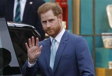 Príncipe Harry (Foto: AFP)