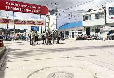 La frontera entre Perú Y Bolivia I Foto: La República.